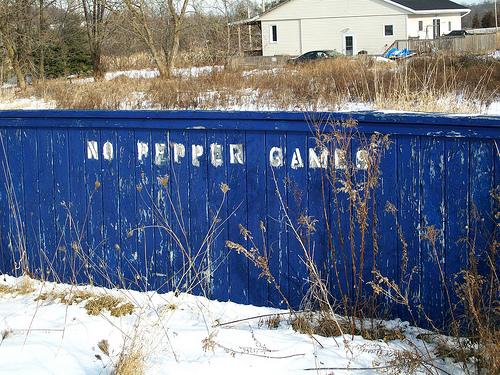 Pepper Game