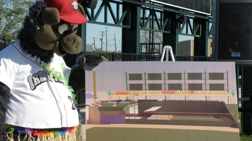 Ferrous and the New Tiki Terrace