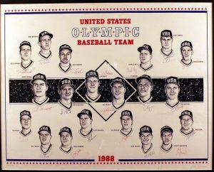 1988 Olympic Baseball