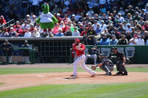 Ruf, from Spring Training.  Photo: (c) Cheryl Pursell