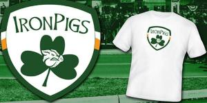 irish tshirt
