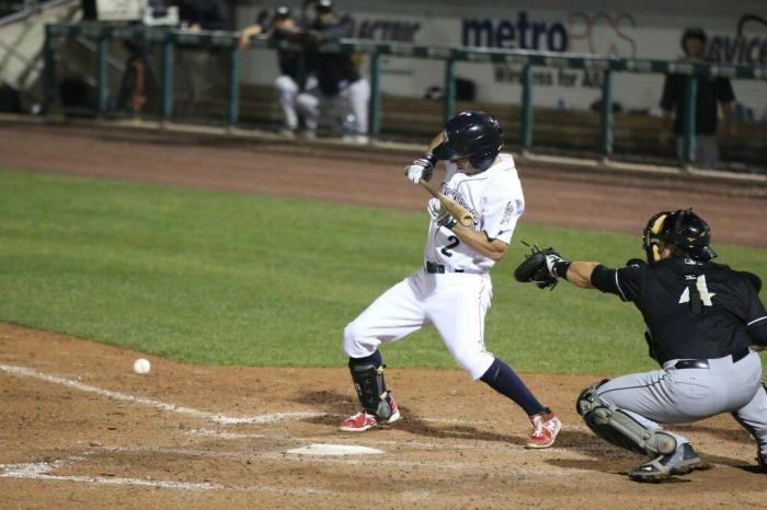 Spears:  The Most Difficult Bunt in the World. Photo: Cheryl Pursell