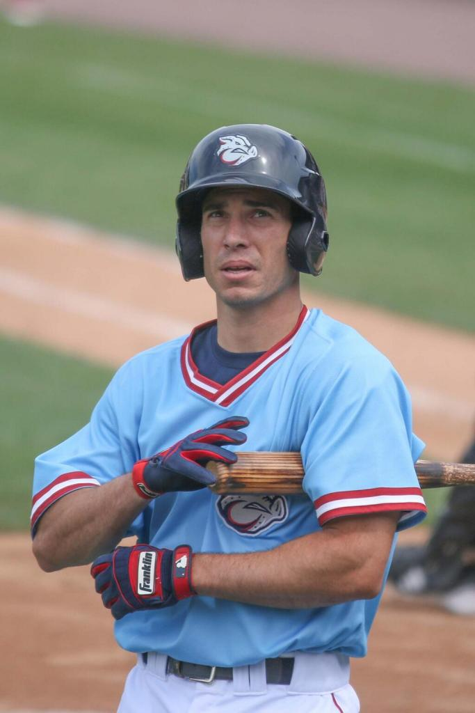 New INF Nate Spears joins us from Independent Ball.   Photo: Cheryl Pursell
