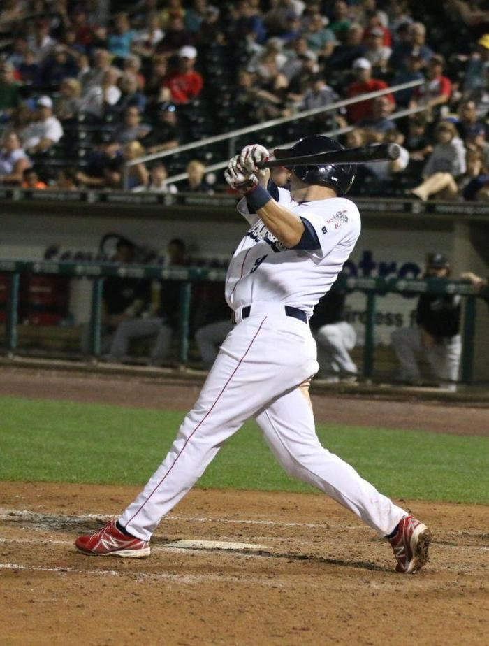 Big Tyler Henson Knock in the 10th Photo: Cheryl Pursell
