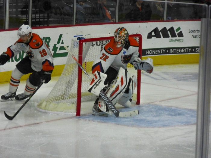 Andrew Gordon and Rob Zepp Photo: Cheryl Pursell