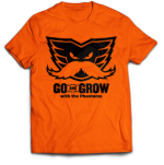 Phantoms Mo-vember T-Shirts for all fans Friday November 21 versus the Worcester Sharks!