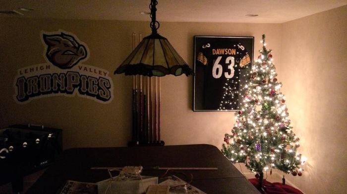 The Kram Kave at Christmastime... Photo: Kram209  Tree:  Mrs. Kram