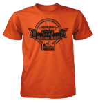 Inaugural Season T-Shirt.  Orange.