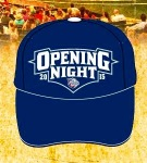 opening night cap
