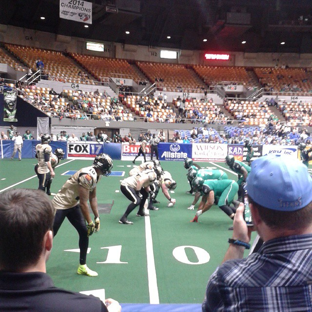 SteelHawks at Venom.  Photo courtesy SteelHawks