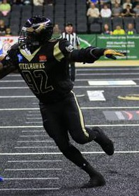 Larry Ford   Photo: SteelHawks
