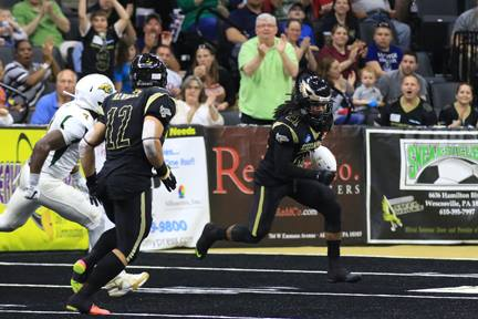 The SteelHawks are gonna need picks like this one to beat Richmond.  Photo:  SteelHawks