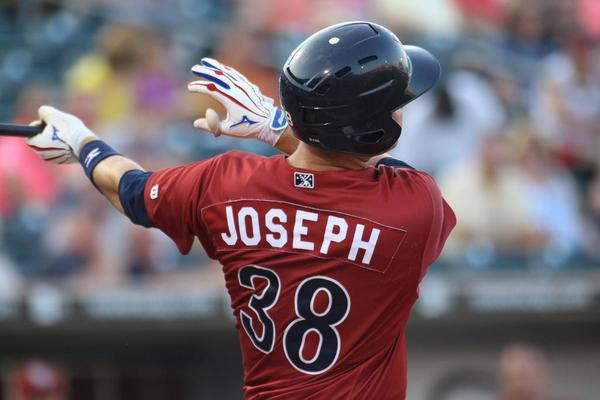 Tommy Joseph is a popular choice to join the Phillies. RIGHT NOW some say. Photo: Cheryl Pursell