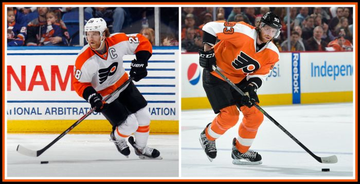 Giroux and Voracek. Image courtesy Phantomshockey.com
