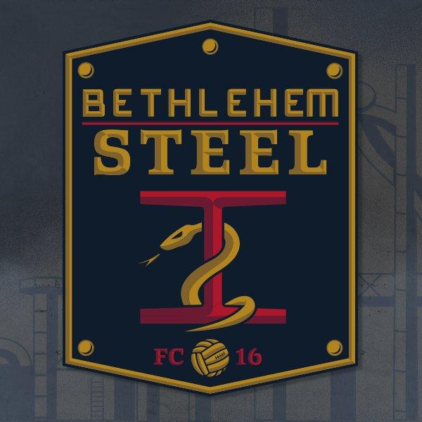 Bethlehem Steel FC Crest