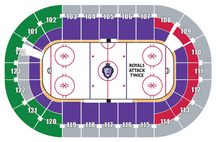 An Evening With The Reading Royals