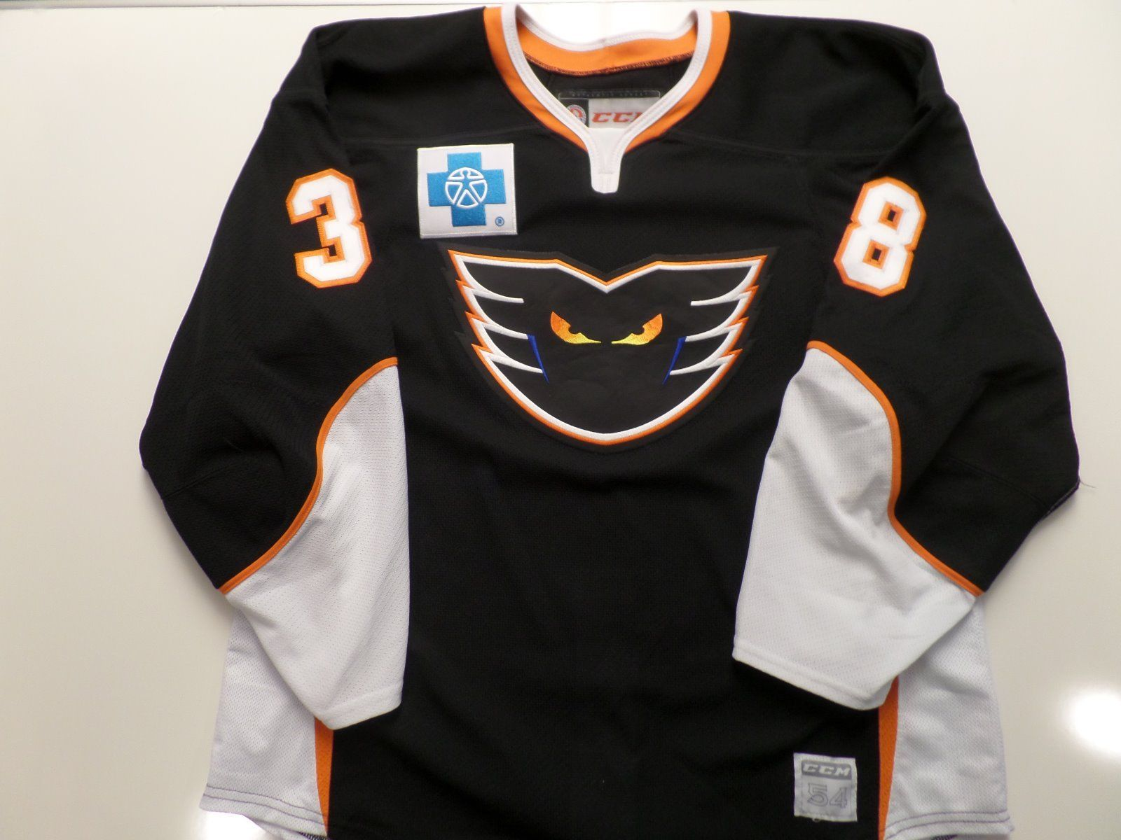 new product b5eff d65e6 Market Watch: Report on the Latest Phantoms Jersey Auction