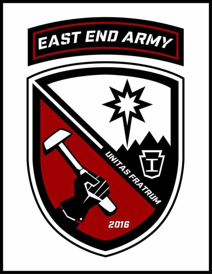 East End Army Logo