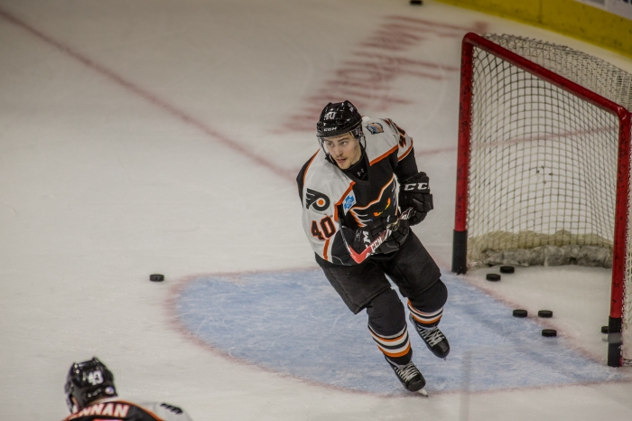 Weal during warm ups. Photo: Cheryl Pursell